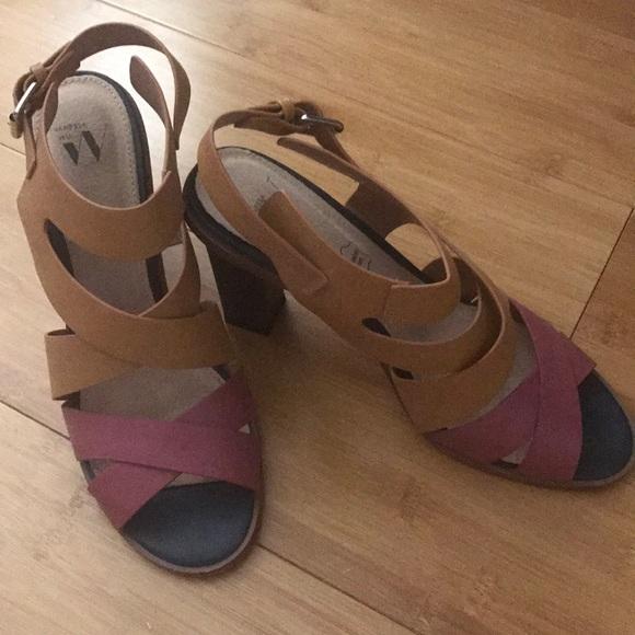 8afab3774f vanessa wu Shoes | Size 8 Juliana Block Heel | Poshmark